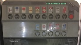 Maquina de tabaco Azkoyen D14