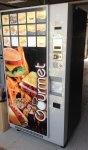 Máquina Expendedora Comida Caliente