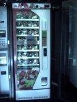 Máquina expendedora de golosinas o frutos secos a granel modelo Candy de la marca Intermed