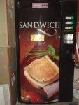 Maquina Expendedora Sandwiches, HOTFOODMATIC modelo TE
