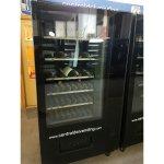 Maquina expendedora vending de bebidas frias