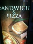 Maquina sandwich y pizza Hot Food Matic