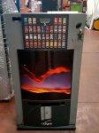 Maquina tabaco Argos 21 -29 canales con billetero