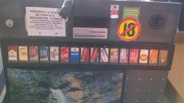 maquina tabaco Jofemar