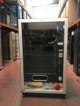 Máquina vending de bebidas frias y snack Fas Faster