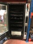 Máquina vending de bebidas frias y snack Saeco Aliseo