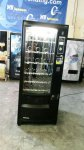 maquina vending de bebidas y snack azkoyen palma h70