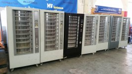 maquina vending de platos y multiproductos
