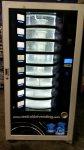 maquina vending Fas Easy 6000 de platos para snack y bebidas
