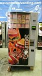 maquina vending gourmet de jofemar de comida caliente