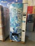 Maquina vending jofemar artic agua de 1. 5L