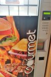 Maquina vending jofemar gourmet