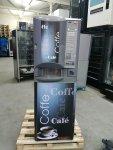 Maquina vending necta brio 250 de cafe en grano
