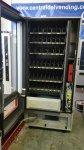 Maquina vending para snack y bebidas frias marca vendo