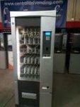 Maquina vending Snack y bebidas frias