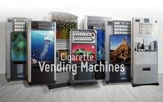 Máquinas de tabaco Azkoyen, Jofemar y GMV con/sin billetero. Portes gratis