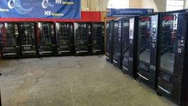 maquinas vending azkoyen palma h87 y h70