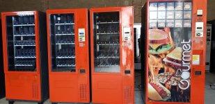 Maquinas vending jofemar