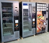 Maquinas vending jofemar 3