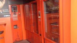 Máquinas vending seminuevas