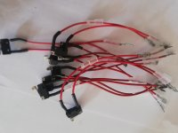 Micro cableado dosificador máquina de café Bianchi