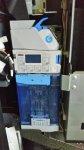 monedero vending NRI de 6 tubos