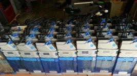 monederos para maquinas vending NRI currenza Blue