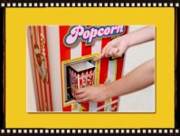 Pop Corn, Distribuïdor Automàtic 100% Natural: