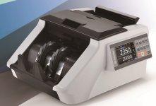 SDHTCBT0005000Contadora detectora totalizadora de billetes falsos uso profesional.