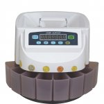 SDHTCM0001000  Contadora / Calsificadora de monedas de uso domestico.
