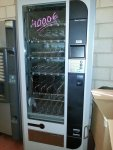 Segunda mano máquina vending Manea SX8.