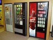 Servicio Gratuito de Maquinas Vending