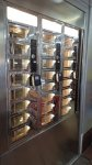 Snackomatic - Expendedora de comida caliente tipo Febo - automatiek - loketautomaat