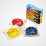 Unilatex multifrutas, preservativos de sabores