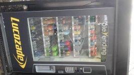 Venta de 3 maquinas de vending