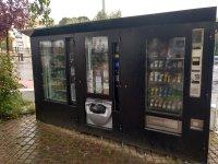 Venta de 3 máquinas de vending