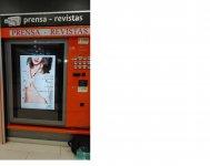 VENTA DE NEGOCIO 6 MAQUINAS DE VENDING PRENSA Y PUBLICIDAD