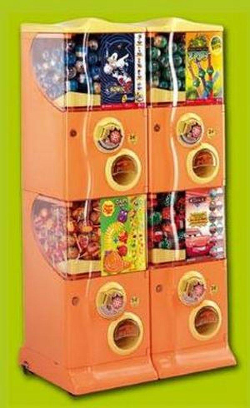Vendo Explotacion de Maquinas Infantiles en MADRID