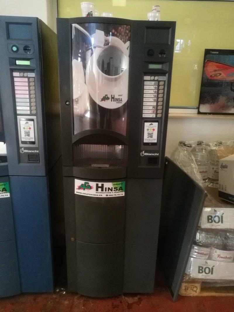 Venta de máquinas Vending Bianchi Pegaso
