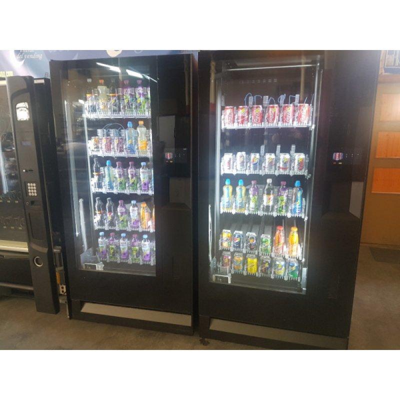 Lote 2 Maquinas expendedoras vending de bebidas frías G-drink